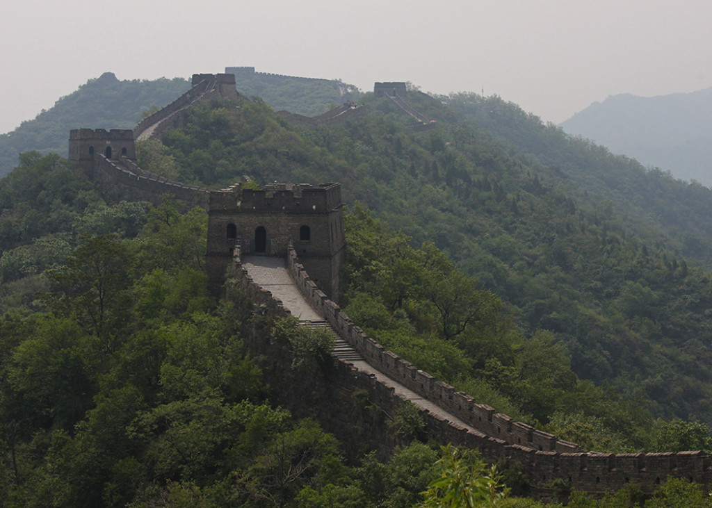 The Wonderful Wall of China!