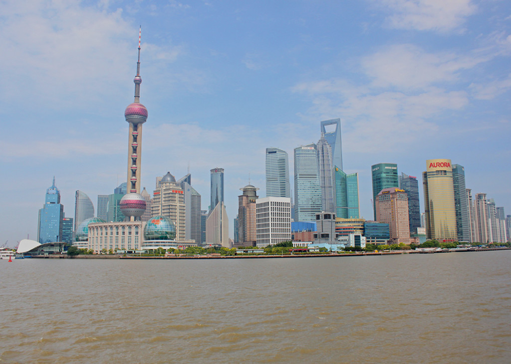 Shiny Shanghai and the Deadly Durian!