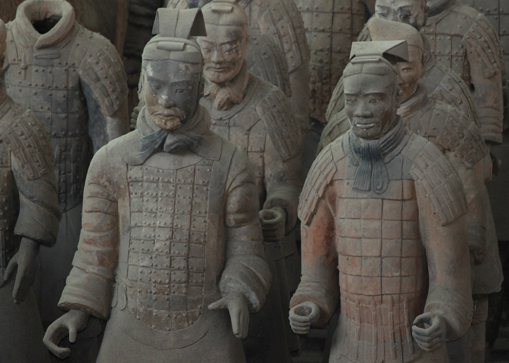 The Undead Army of Qin Shihuang!