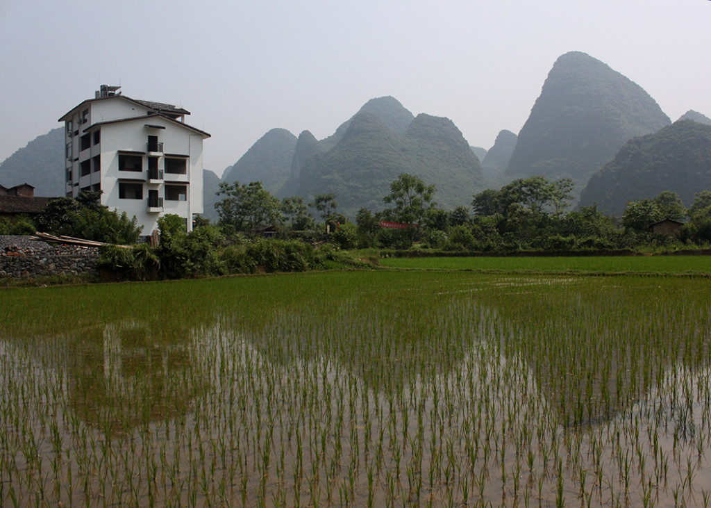I'm Li-ving on a Midday Boat to Yangshuo!