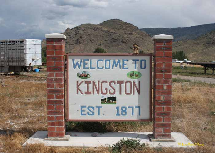 Kingston: Town of Currants and Asparagus!