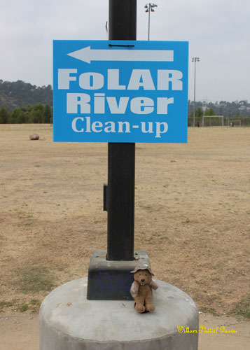 Volunteer with Friends of the LA River (FoLAR)!