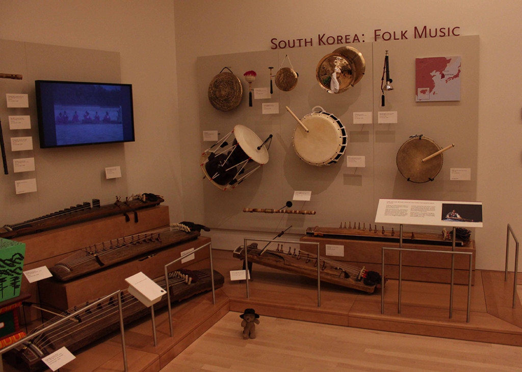 The Halls Are Alive at the Musical Instrument Museum!