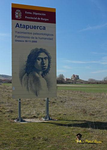 The Archaeological Site of Atapuerca!