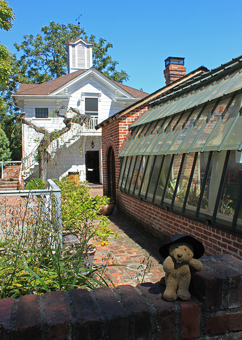 Botanical gardens the bill beaver project for Luther burbank home and gardens
