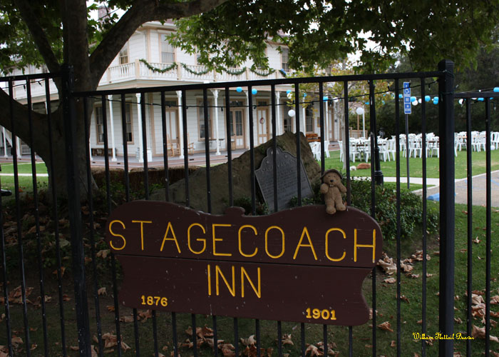 Stagecoach Inn!