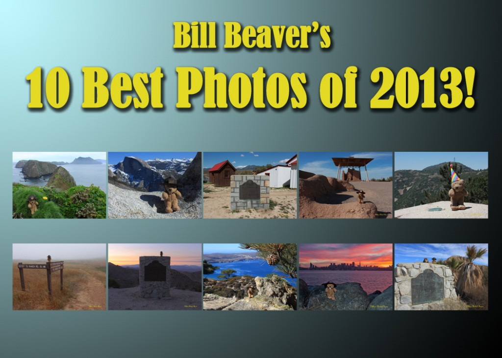 Bill's 10 Best Photos of 2013!