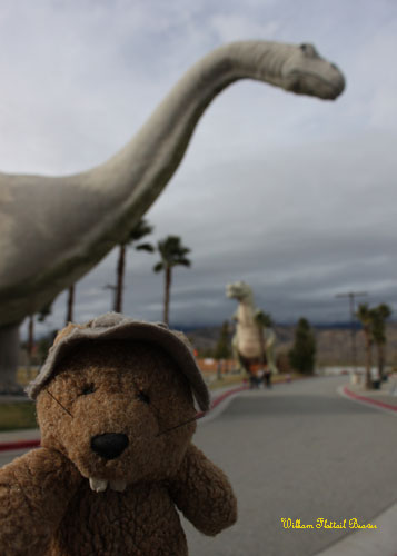 The Cabazon Dinosaurs!