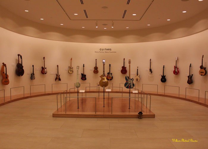 The Musical Instrument Museum!
