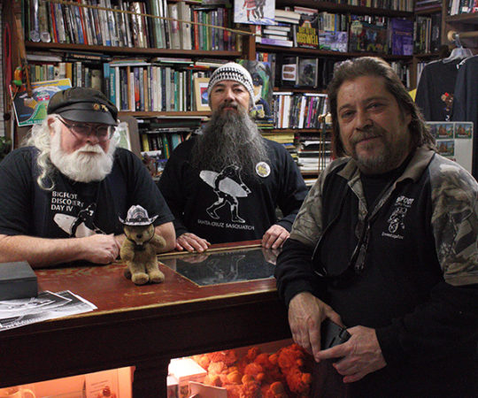 Help the Helpers: The Bigfoot Discovery Museum!