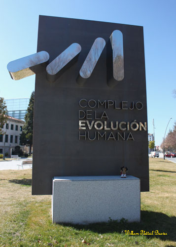 The Human Evolution Museum!