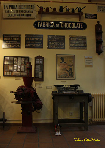 The Chocolate Museum!
