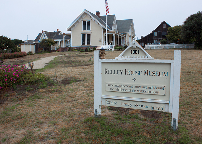 The Kelley House Museum!