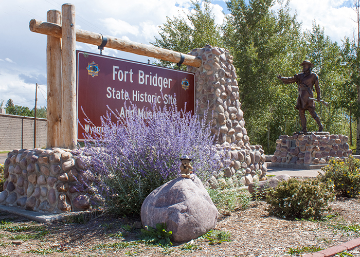 Fort Bridger!