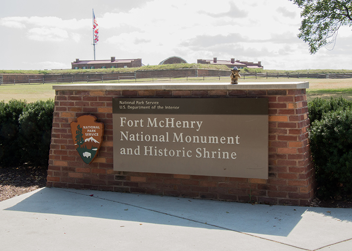 Fort McHenry National Monument!