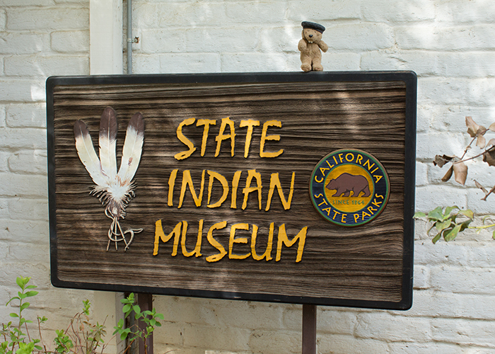 State Indian Museum!