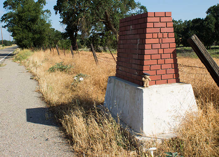 Site of San Joaquin City!