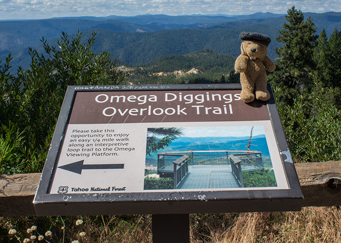 Omega Hydraulic Diggings and Townsite!