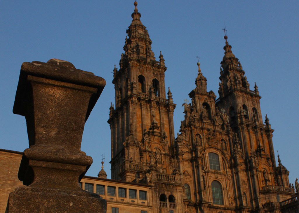 A Compostela in a Santiago Minute!