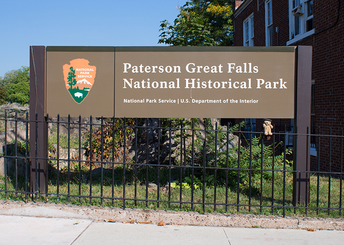 Paterson Great Falls National Historical Park!