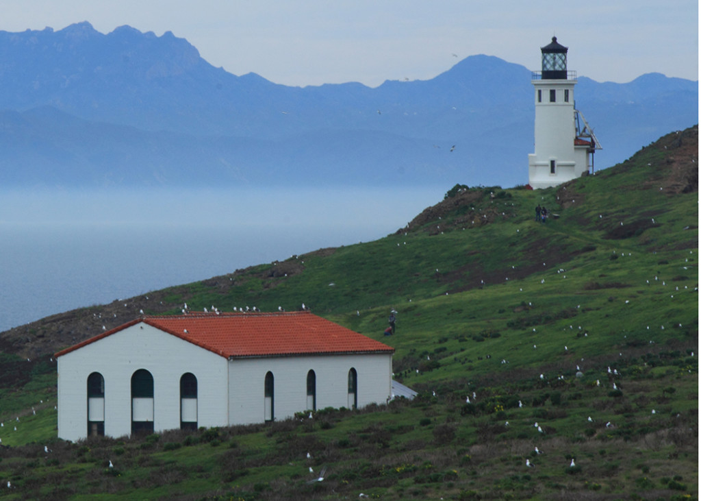 Anacapa: The Mirage Island!