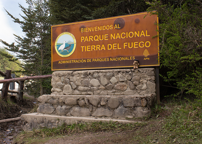 Tierra del Fuego National Park!