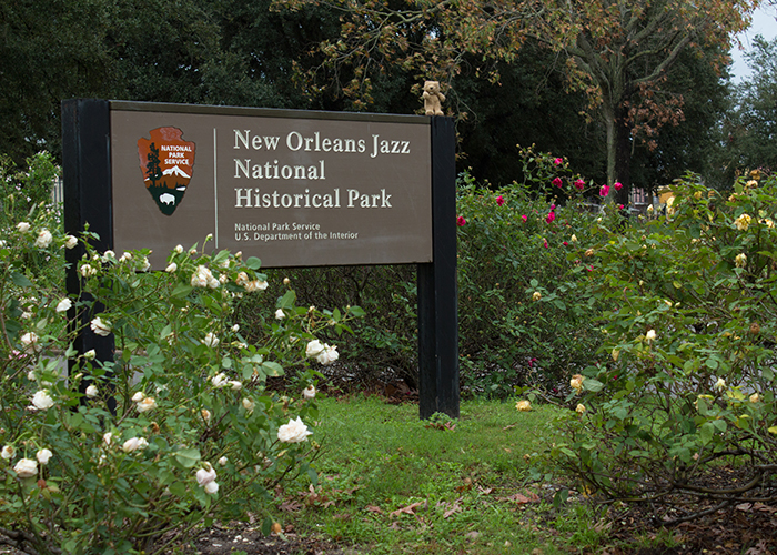 New Orleans Jazz National Historical Park!