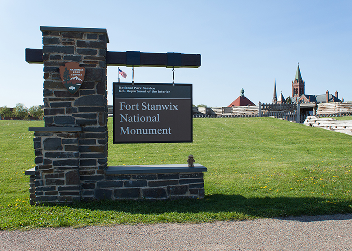 Fort Stanwix National Monument!