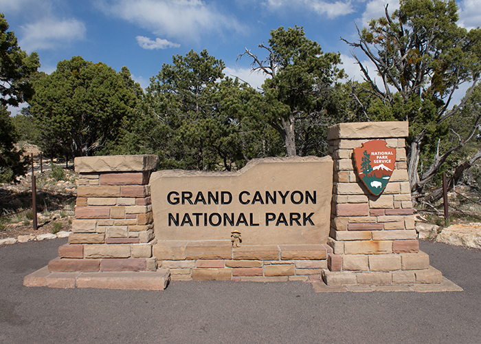 Grand Canyon National Park!
