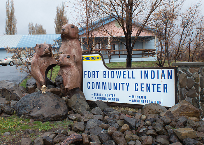 Fort Bidwell!