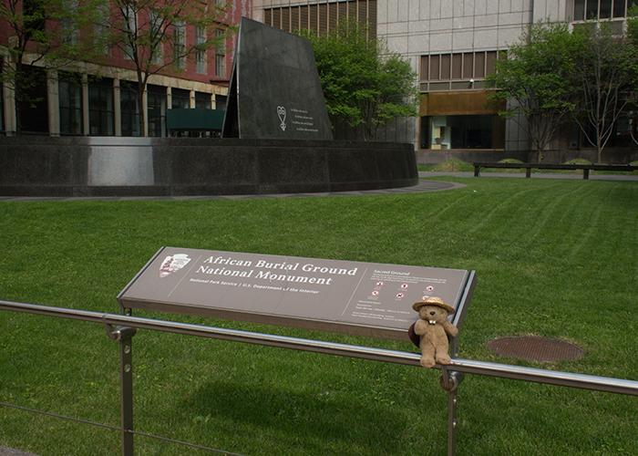 African Burial Ground National Monument!