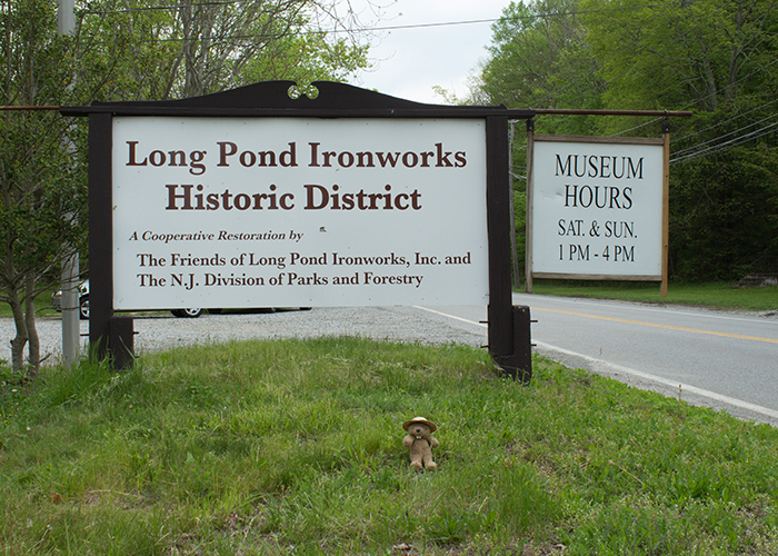 Long Pond Ironworks!