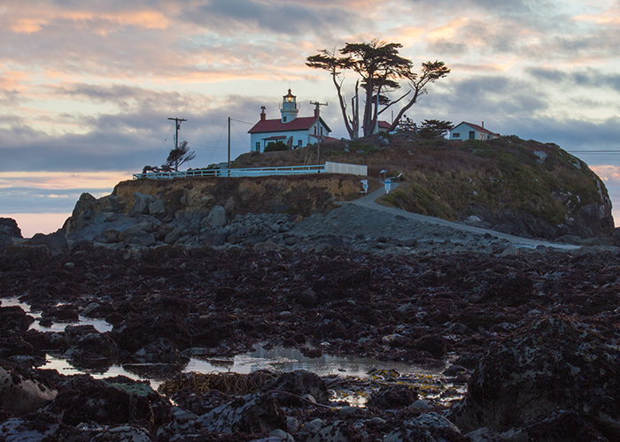 The Battery Point Lighthouse: End of a Quest!