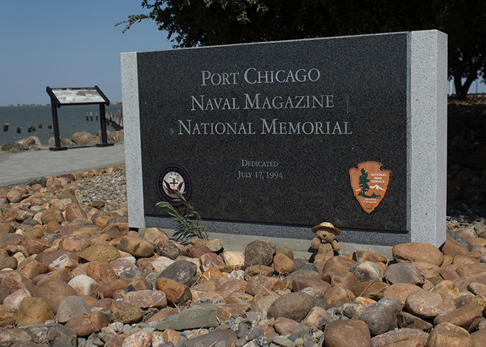 Port Chicago Naval Magazine National Memorial!