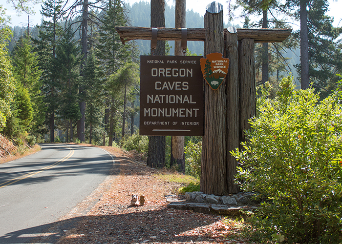 Oregon Caves National Monument & Preserve!