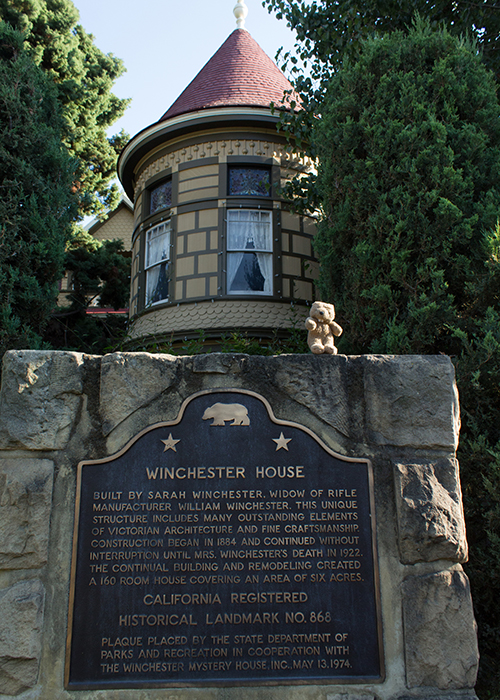 Winchester House!
