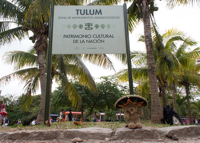 Tulum National Park!