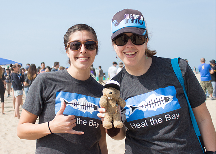 Help the Helpers: Heal the Bay!