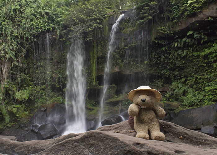 Phnom Kulen National Park!