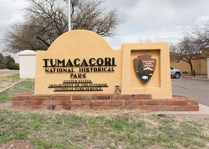 Tumacácori National Historical Park!