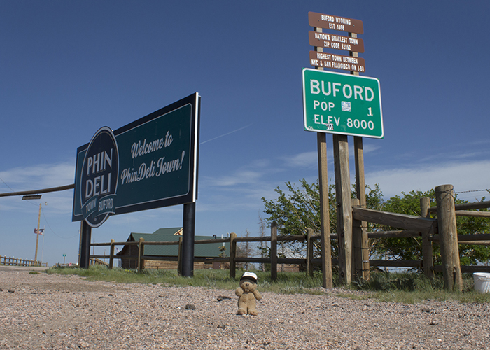 Buford, The Smallest Town in America!