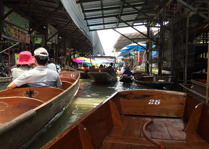 The Great Durian Hunt through Thailand's Floating Markets!