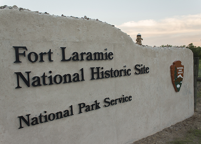 Fort Laramie National Historic Site!