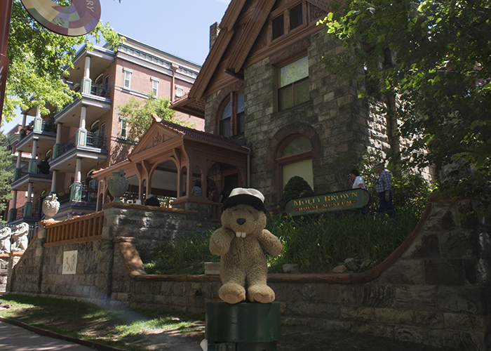 Molly Brown House!