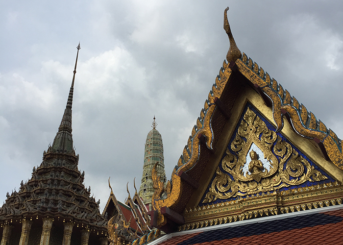 One Day in Bangkok (And the World's My Oyster)!