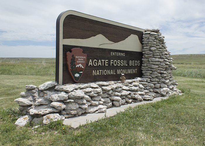 Agate Fossil Beds National Monument!