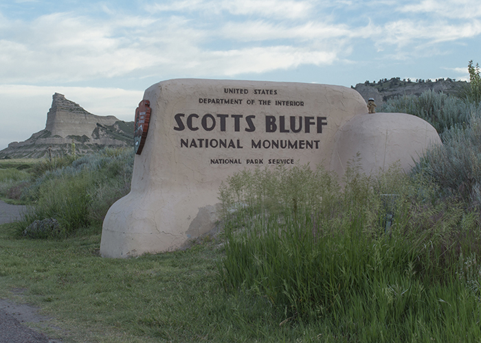 Scotts Bluff National Monument!