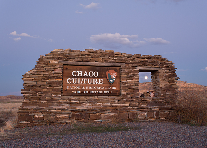 Chaco Culture National Historical Park!
