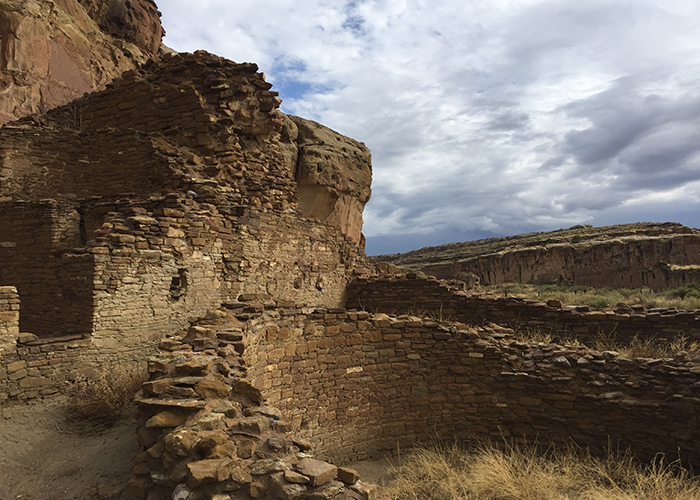 A Culture Splash in Chaco Canyon!