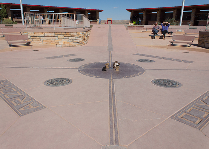Four Corners Monument!